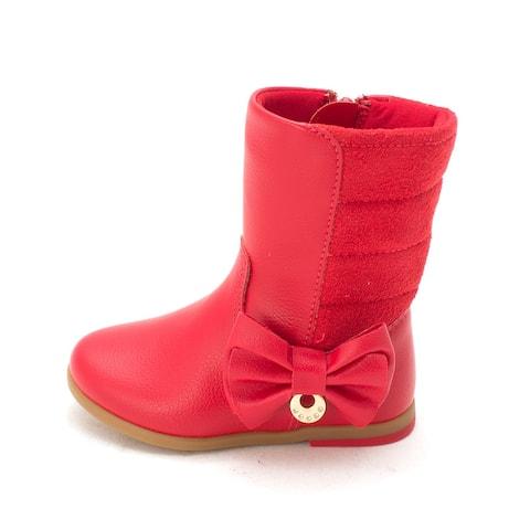 Pampili Girls Alice Bota Mid-Calf Zipper Snow Boots