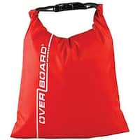 Overboard 418552 1 litre Waterproof Dry Pouch - Red