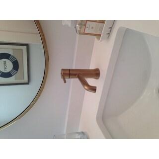 Delta Trinsic Single Handle Bathroom Faucet 559LF-CZMPU Champagne ...