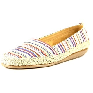 Aerosoles Solitaire Round Toe Canvas Espadrille
