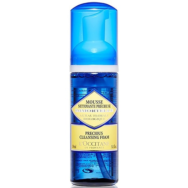 L'Occitane Immortelle Precious Cleansing Foam 5.1 Oz