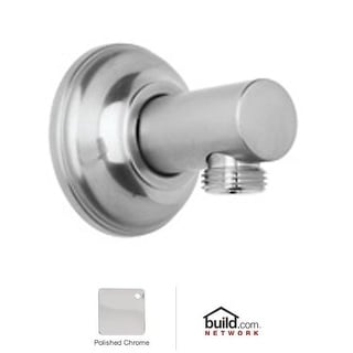 Rohl 1690 Modern Cylindrical Wall Supply Outlet Only