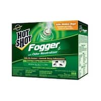 Hot Shot HG-96180 Indoor Fogger, 2 Oz