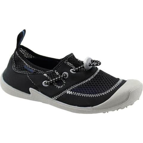 Cudas Women's Hyco Water Shoe Black Air Mesh/Neoprene