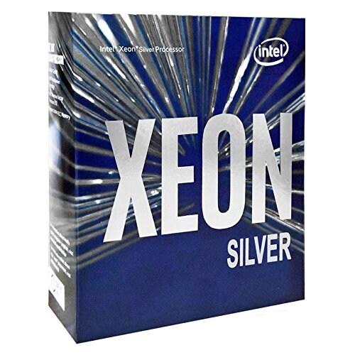 Intel Bx806734112 Xeon Silver 4112 Processor Quad-Core Ddr4-2400 2.60 Ghz