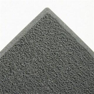 3M 34843 Dirt Stop Scraper Mat- Polypropylene- 48 x 72- Slate