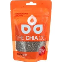 The Chia Company - Black Chia Seed Pouch ( 2 - 5.3 OZ)
