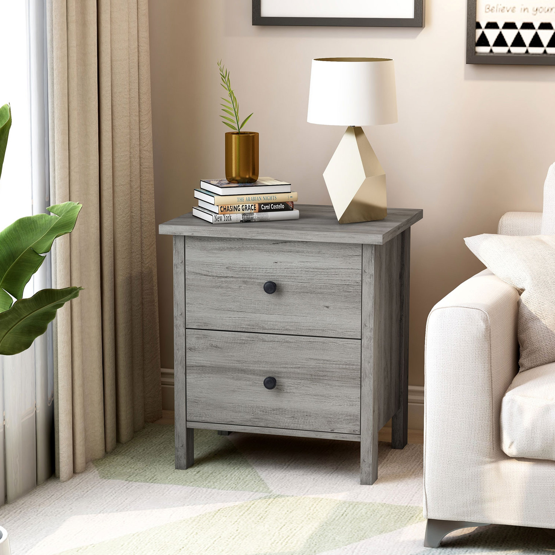modern contemporary nightstands
