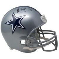 262287193 Shop Cole Beasley Signed Dallas Cowboys Full Size Replica Helmet JSA ...