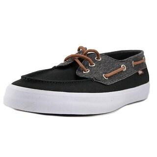 Vans Chauffeur SF Moc Toe Canvas Boat Shoe