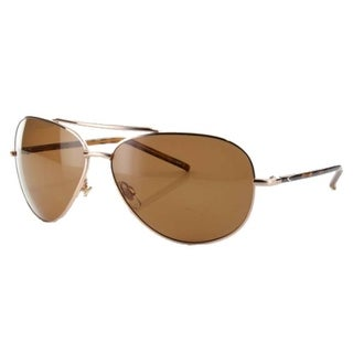 Carve Eyewear Top Dog Gold With Polarized Brown Lens