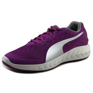 Puma Ignite Ultimate Round Toe Synthetic Running Shoe