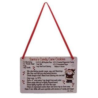 Link to Santa's Cookies Recipe Ornament Similar Items in Gourmet Food Baskets