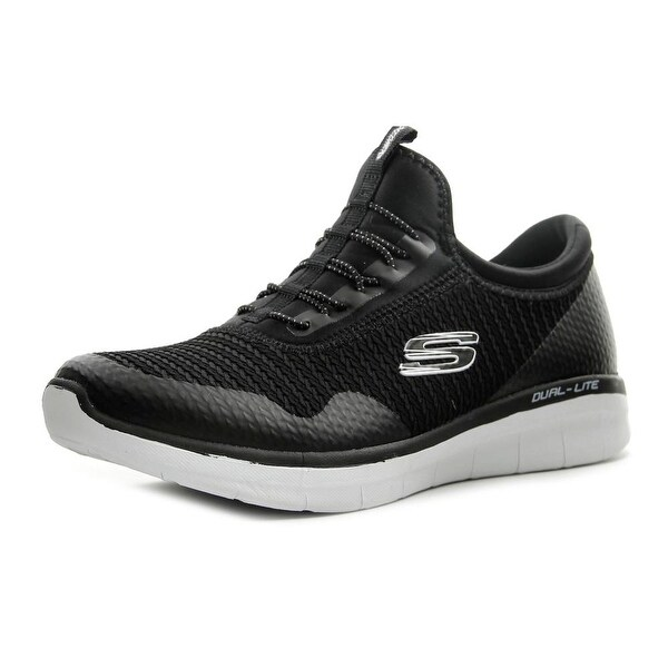 Skechers Synergy 2.0 Mirror Image Women Round Toe Synthetic Sneakers