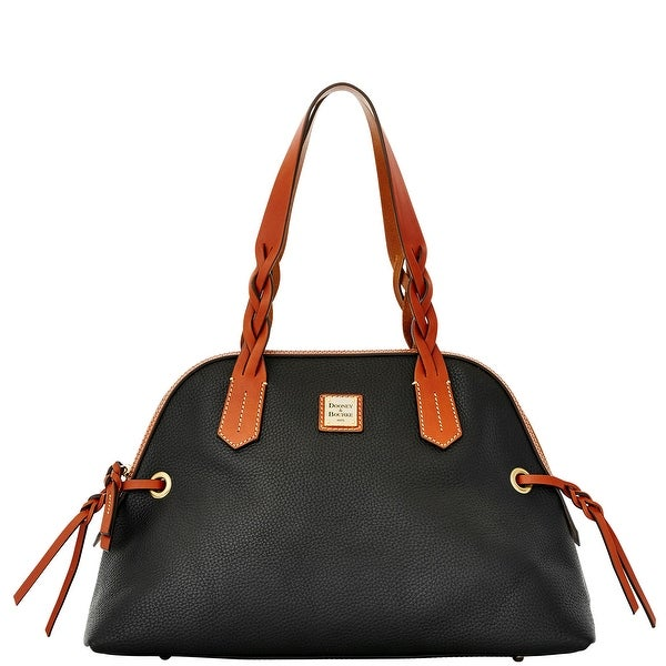 Dooney & Bourke Pebble Grain Small Domed Satchel (Introduced by Dooney & Bourke at $228 in Dec 2015)