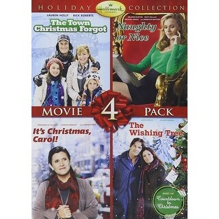 Hallmark Holiday Collection 3 [DVD]