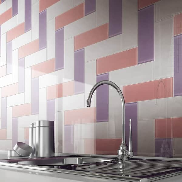 X 12 Gl Subway Tile