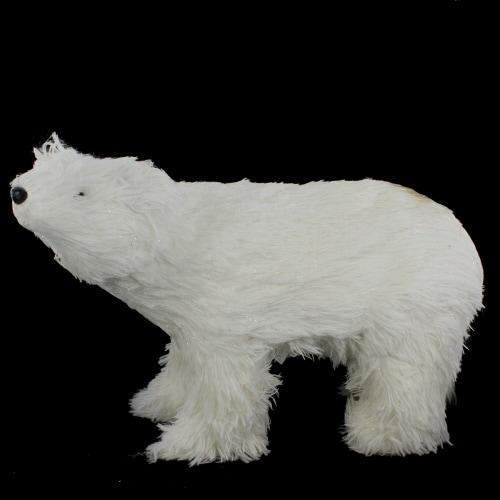 Shaggy Polar Bear
