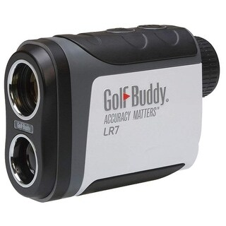 Golf Buddy LR7 Laser Rangefinder w/Vibration Pin Finder