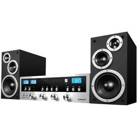 It Itcds5000 Bluetooth 50W CD Am Fm Stereo Black