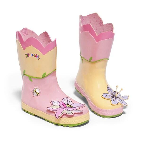 Kidorable Lotus Rain Boot - Pink