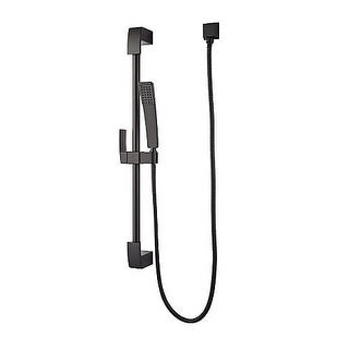 Pfister LG16-3DF Kenzo Single Function Hand Shower with Hose, Supply Elbow, and