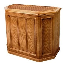 AIRCARE 696 400HB Credenza Humidifier for 3600 sq. ft. - Light Oak