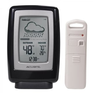 """Chaney Instruments 00838A1 Acurite 6"""" Digital Weather Station With Forecast"""