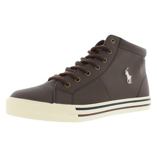 Polo Ralph Lauren Scholar Mid Boy's Shoes (5 options available)
