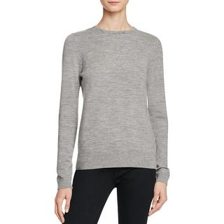 French Connection Womens Pullover Sweater Diamond Sparkle Long Sleeves