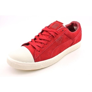 Puma Clyde X Undftd Coverblock Men  Cap Toe Suede  Fashion Sneakers