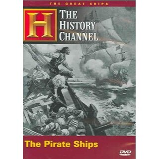 History Channel: The Great Ships: The Pirate Ships - DVD