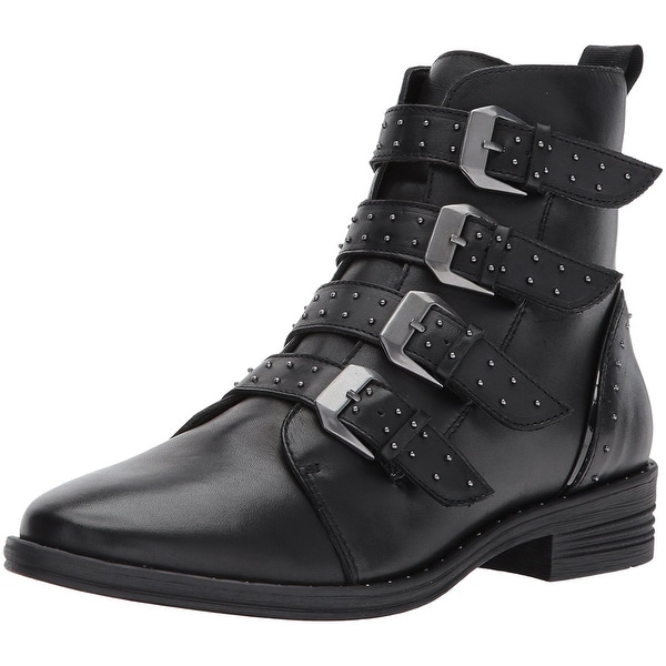 Steve Madden Womens pursue Closed Toe Mid-Calf Fashion Boots - 7.5
