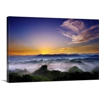 """Sunrise"" Canvas Wall Art"