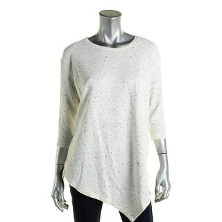 Soft Joie Womens Pullover Top Elbow Sleeves Crewneck - xs