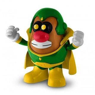 Marvel Mr. Potato Head: Vision