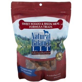 Natural Balance Sweet Potato & Bison Dog Treats