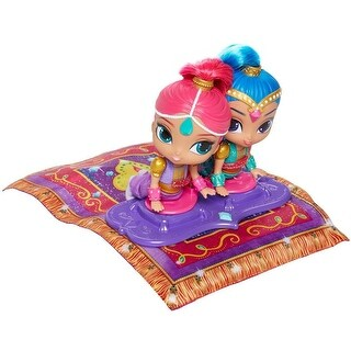 Fisher Price Nickelodeon Shimmer & Shine Magic Flying Carpet