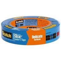 3m  1 in. Scotch Safe-Release Painters Masking Tape Faux & Decorative