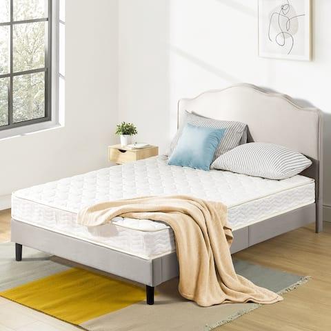 6 Inch Tight Top Innerspring Mattress - Crown Comfort