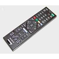 OEM Sony Remote Control Originally Shipped With: KDL24R407A, KDL-24R407A