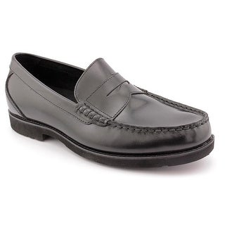 Rockport Shakespeare Circle Moc Toe Leather Loafer
