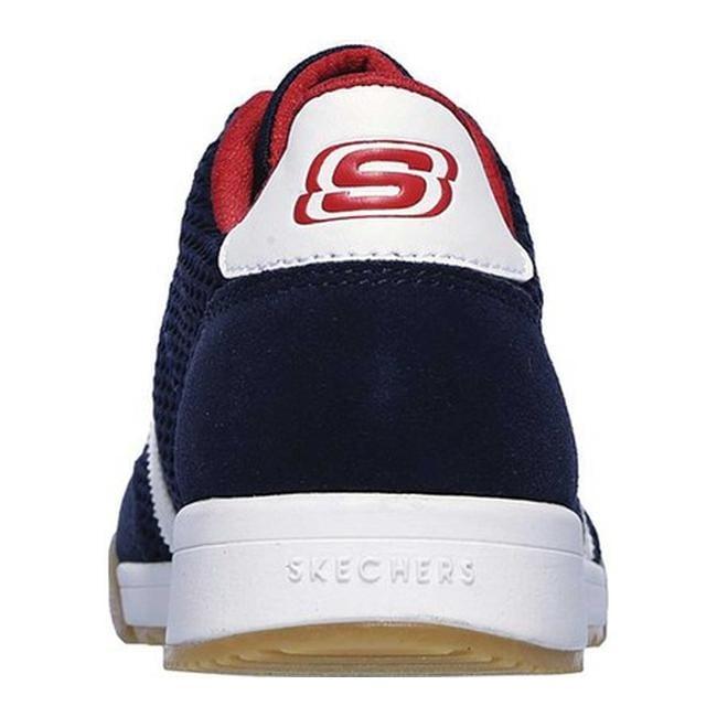 Zinger Mesh You Sneaker Navy/White