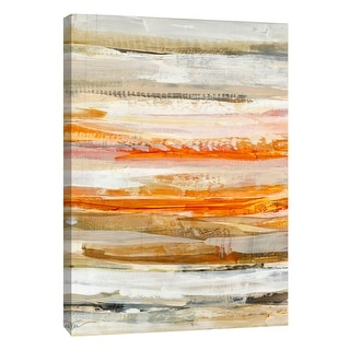 "PTM Images 9-105392  PTM Canvas Collection 10"" x 8"" - ""Sun Dream 1"" Giclee Abstract Art Print on Canvas"