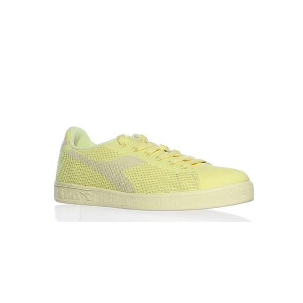 0150d160d2 Shop Diadora Mens Game Weave Beige Vanilla Fashion Sneaker Size 9 ...
