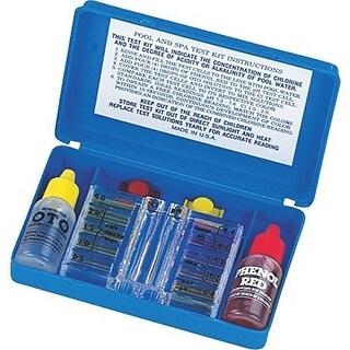 Jed 00-481 2 Way Pool Test Kit, 1/2 Oz
