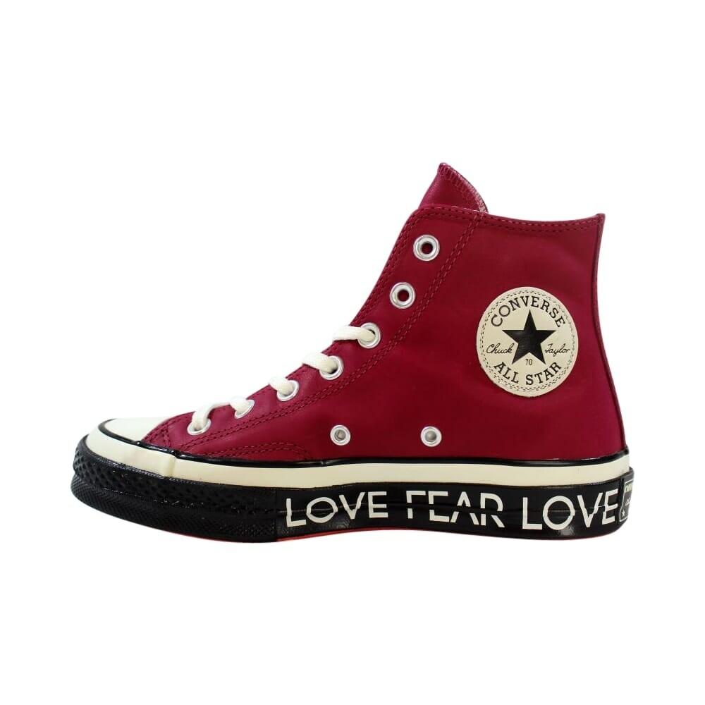 converse love fear love noire