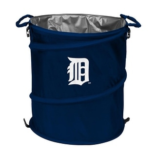 Logo Chair Detroit Tigers Collapsible 3-In-1 Cooler - 511-35