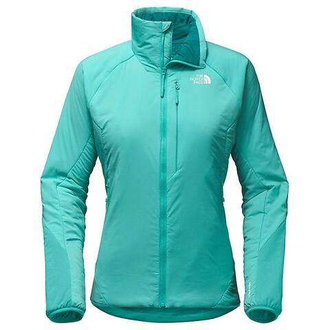 The North Face Women's Ventrix Jacket Vistula Blue / Harbor Blue
