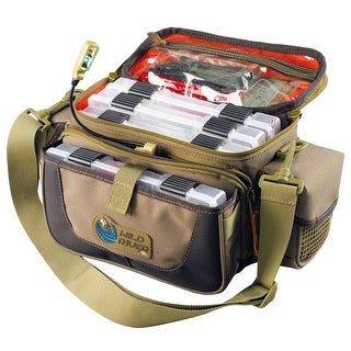 Wild river wt3505 mission  tackle bag small lighted